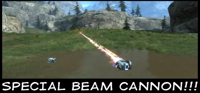 beam-cannon