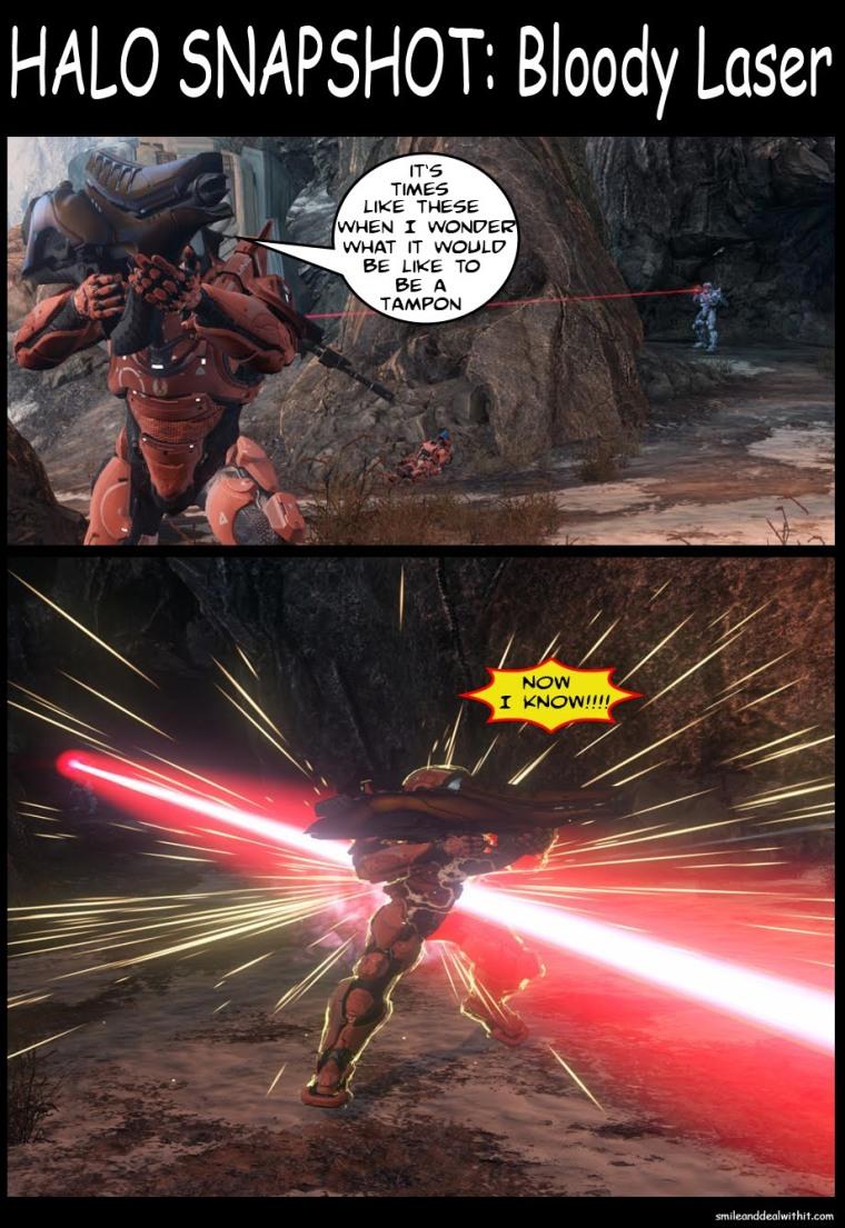 bloody-laser